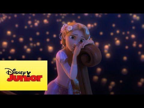 Veo En Tí La Luz Enredados Youtube Enredados Rapunzel Y Flynn Videos De Comiquitas