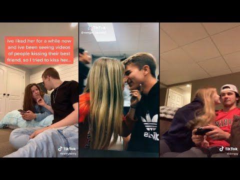 Today I Tried To Kiss My Best Friend Youtube Guy Best Friend Boy Best Friend Boy And Girl Best Friends