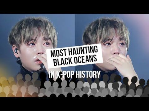 What Is Black Ocean And Why Kpop Idols Fear It Youtube Black Ocean Kpop Idol Kpop