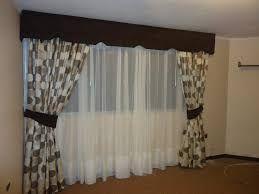 Resultado de imagen para cortinas con cenefas