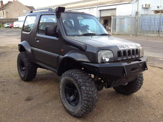 extreme jimny 39 s 4x4 community forum overland pinterest 4x4 google and rocks. Black Bedroom Furniture Sets. Home Design Ideas