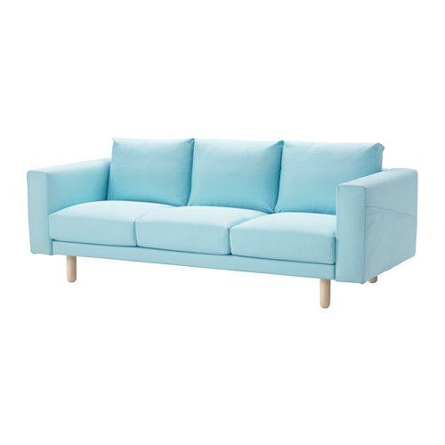 NORSBORG 3er-Sofa IKEA Groß oder klein, bunt oder neutral - dank der Auswahl an Stilen, Formen und Maßen findet jeder das perfekte Polstermöbel.