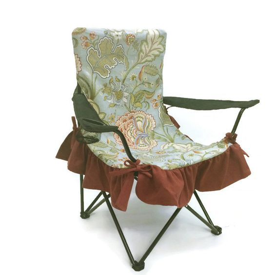 Chair Covers Glamping And Folding Chair Covers On Pinterest