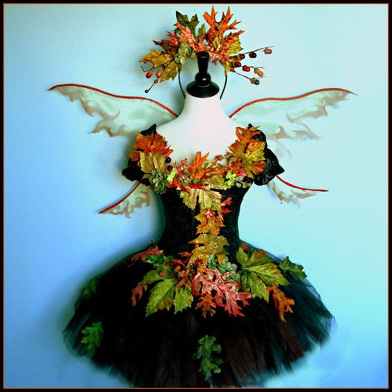 Adult Fairy Costume Woodland Faerie Dark Beauty By