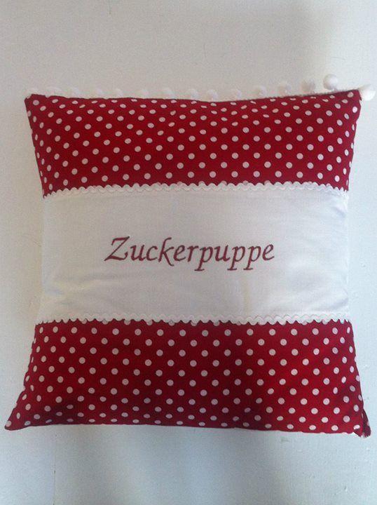 Kissen zu finden im Onlineshop www.littlesister.at