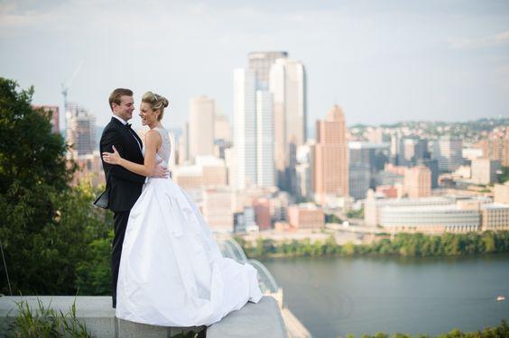 Mt Washington Wedding Pittsburgh | Lauren & Kevin