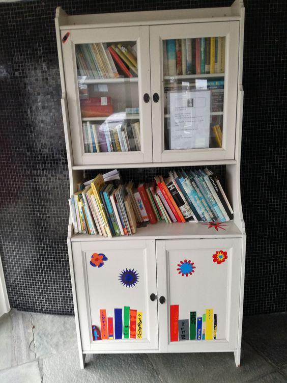 Boekenruilkastje Sleihage