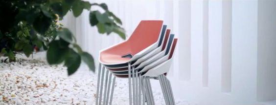 Un spot de sillas lleno de metáforas motivadoras