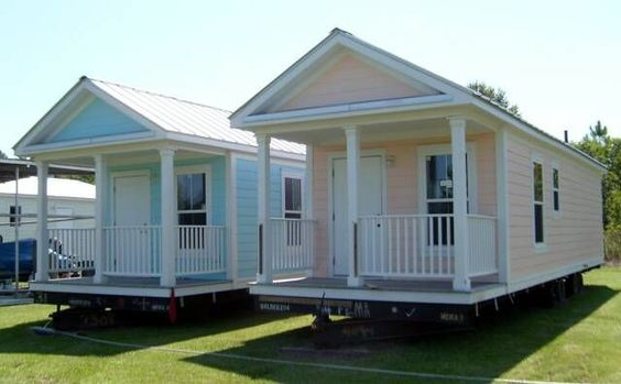 Tiny Homes Alabama One Is Also Handicap Approved So This Is Perfect For Anyone That Has Mother In Law Cottage Small Modular Homes Small Cottages