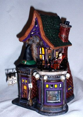 Dept. 56 - Bewitching Costume Shop Collector's Edition