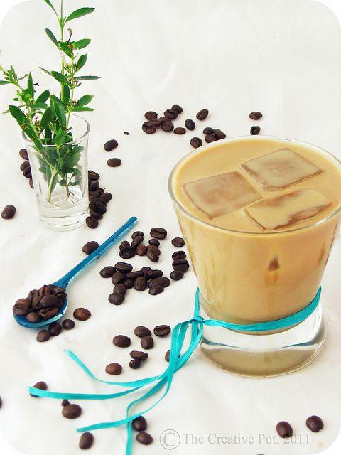 coconut iced coffee #coconut #iced #coffee