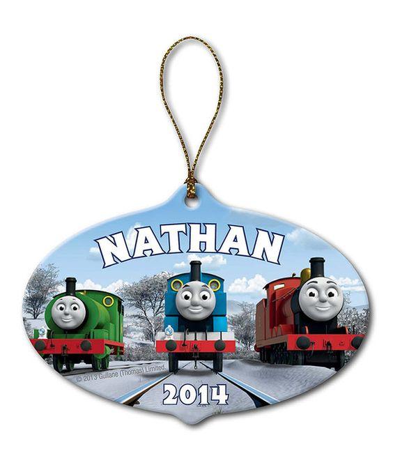 Look at this Thomas