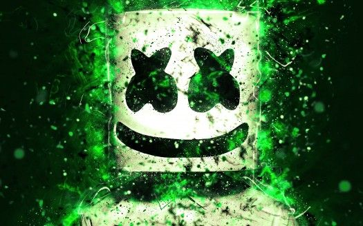 Marshmello 4k Hd Cool Wallpapers Wallpaper Iphone Cute Hd Wallpaper