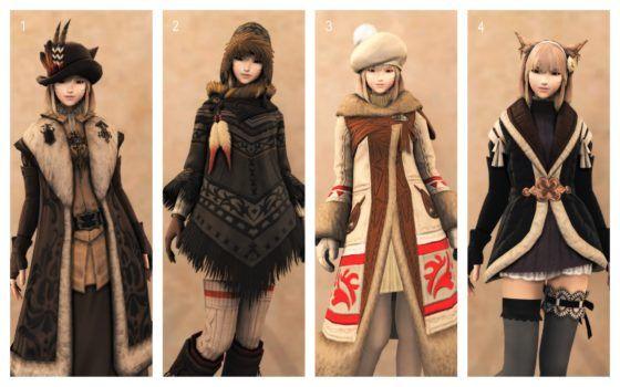 33+ Ffxiv dress material info
