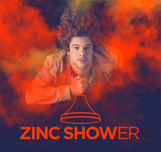 Zinc Shower 2014! The meeting show of the creative and cultural industries. Matadero Madrid 23, 24 and 25 May.