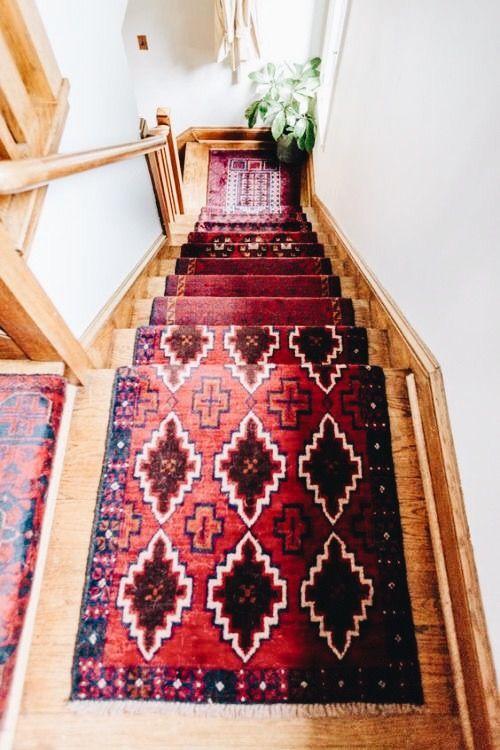 Pin By Wayfair Com On Dream House Stair Runner Diy Stairs   Wayfair Carpet Runners For Stairs   Stair Treads   Stair Rods   Area Rug   Wool Rug   Treads Carpet