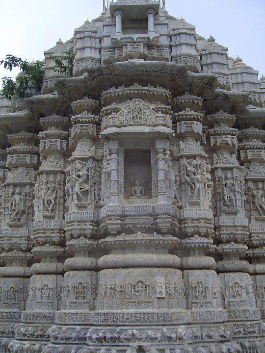 Dilwara Temples in Mount Abu