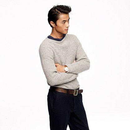 Men of Habit./ Slim asian male.