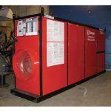EcoBlaze Indirect Portable Kerosene/Diesel Heater - 1,760,000 BTU, 16,000 CFM...