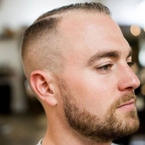 50 Best Hairstyles Haircuts For Balding Men 2020 Styles Haircuts For Balding Men Thin Hair Men Balding Mens Hairstyles