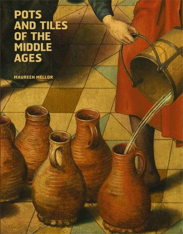 Pots and Tiles of the Middle  Maureen Mellor, 2014 315 x 245 mm; paperback 104 pages, 75 illustrations ISBN 978-0-9553393-7-0 £20;  This catalogue is published to accompany the first exhibition devoted to medieval ceramics in over fifty years, held at Sam Fogg from 3 April - 16 May 2014.