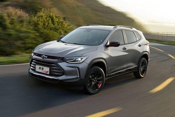 Novo Chevrolet Tracker Estreia Na China Mais Barato Que O Onix Activ Suv Nomes De Carros Retrovisor De Carro