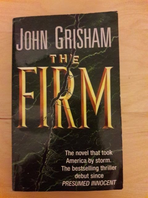 Details about The Firm By John Grisham Trade Paperback Excellent - presumed innocent book