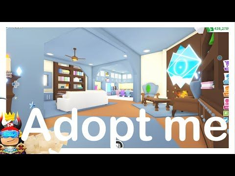 Futuristic Home 1 House Design Build Tour With Madammadhouse Adopt Me Roblox Youtube Futuristic Home Cute Room Ideas Adoption