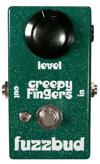 Creepy Fingers Effects Fuzzbud #6stringsboutique guitar pedals