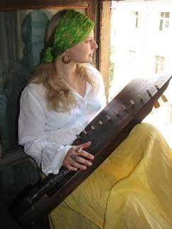 Estonian runic singing  Laima Jansone