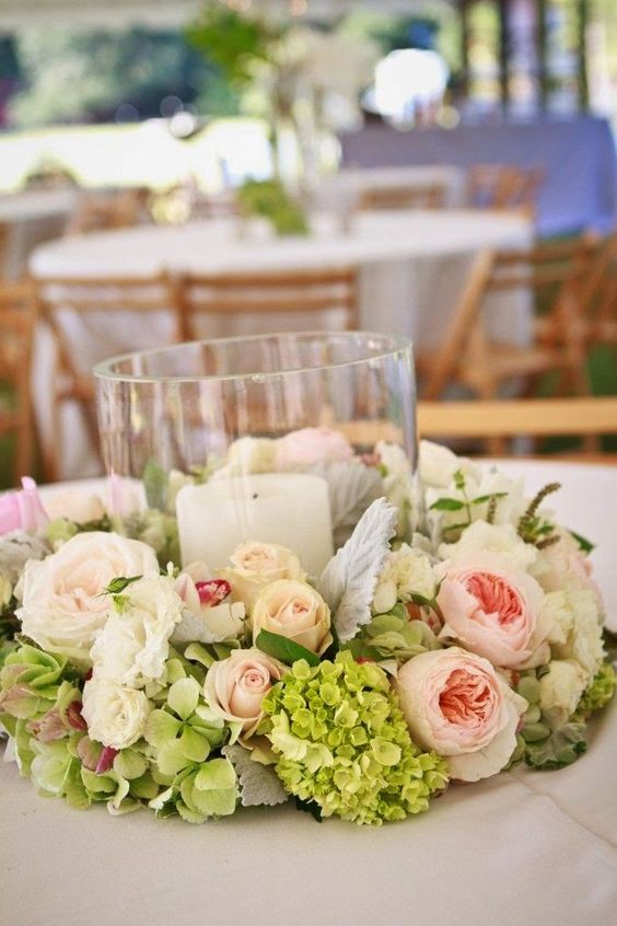 31 centros de mesa para boda con velas, ¡todo inspiración!: