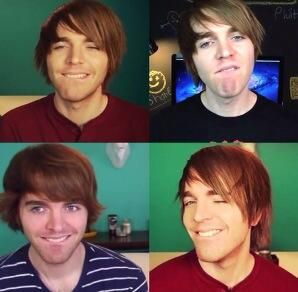 The Many Faces Of Shane Dawson