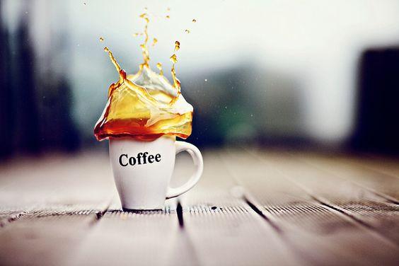 Coffee Splash...: