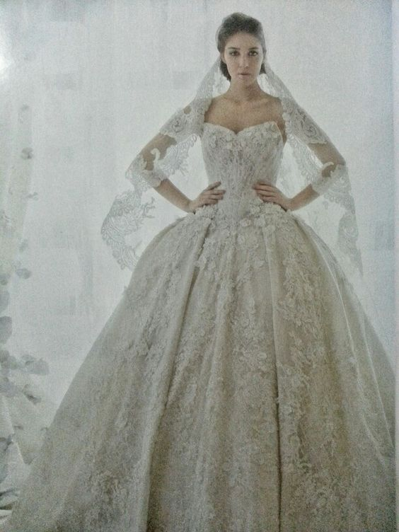Ziad nakad bridal 2014 wedding marie antoinette for Ziad nakad wedding dresses prices