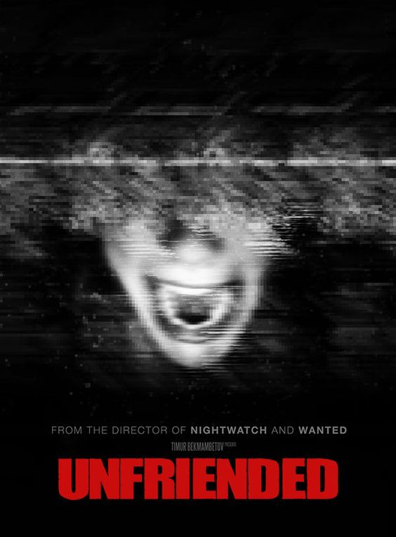 unfriended youll never want to use Skype again. just saw this movie. creepy as shit!