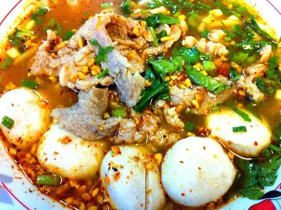 レシピとお料理がひらめくSnapDish - 17件のもぐもぐ - Tomyum noodle by Issara