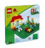 LEGO Duplo 2304 - Große Bauplatte - grün