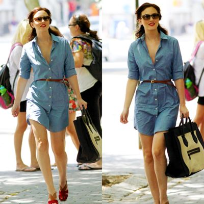 shirt-dress perfection