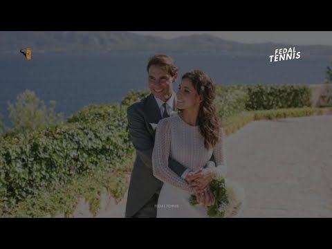 Rafael Nadal And Maria Francesca Perello Wedding Photos Fedal Tennis Youtube Wedding Photos Maria Francesca