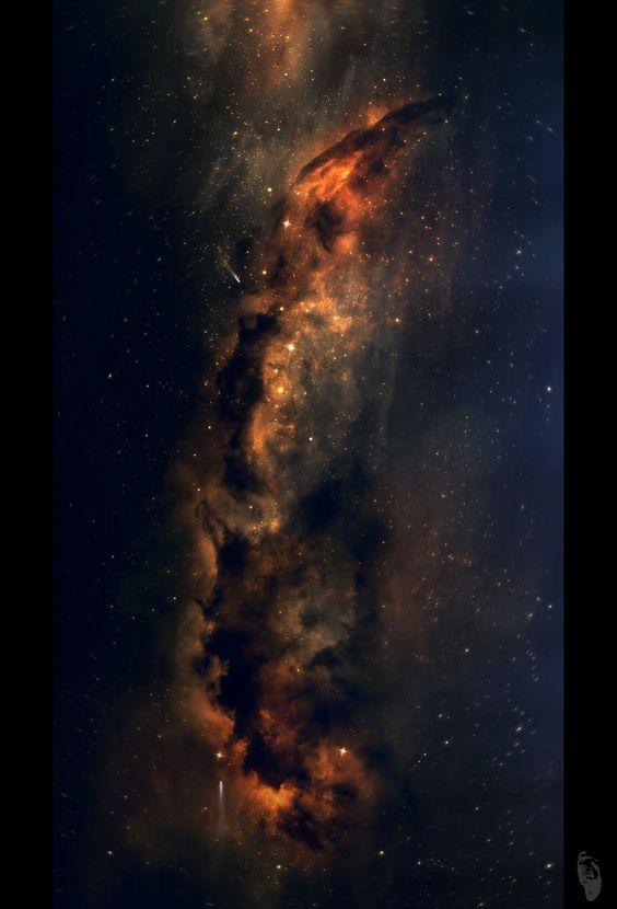 Space Tower IV. by mio188.deviantart.com on @DeviantArt