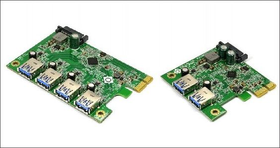 VIA anuncia nuevos controladores USB 3.0 PCIe 2.0