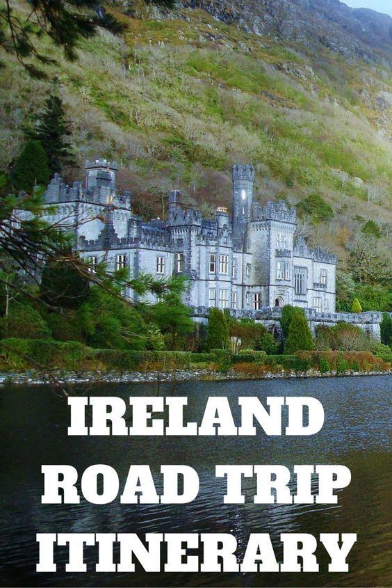 amazing road trip itineraries