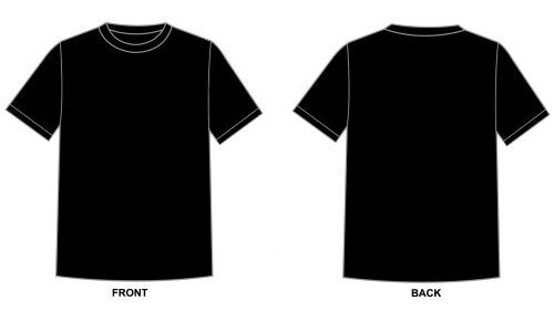 Download Blank Tshirt Template Black In 1080p Hd Wallpapers Wallpapers Download High Resolution Wallpapers Membuat Baju Kaos Baju Kaos