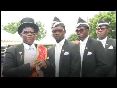 Download Here Famous Funeral Coffin Dance Video Mp4 Download Download The Currently Popular And Famous Funeral Cof Funny Dance Memes Funeral Meme Dance Memes