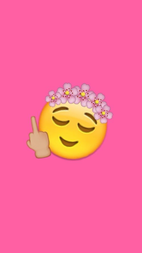 Shared By Claire Find Images And Videos About Love Cute And Pink On We Heart It The App To Get Emoji Wallpaper Iphone Emoji Wallpaper Cute Emoji Wallpaper