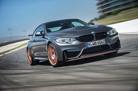 El nuevo BMW M4 GTS recorre Nurburgring en siete minutos