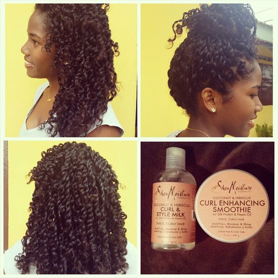 Magnificent Hair Ponytail Curly Hair Ponytail And Twists On Pinterest Short Hairstyles For Black Women Fulllsitofus