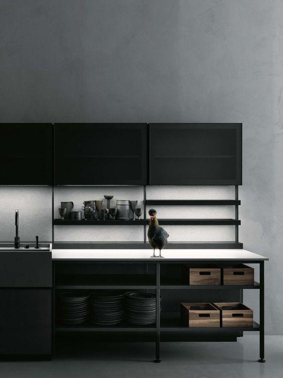 boffi s kitchenology design jakarta and design interiors. Black Bedroom Furniture Sets. Home Design Ideas