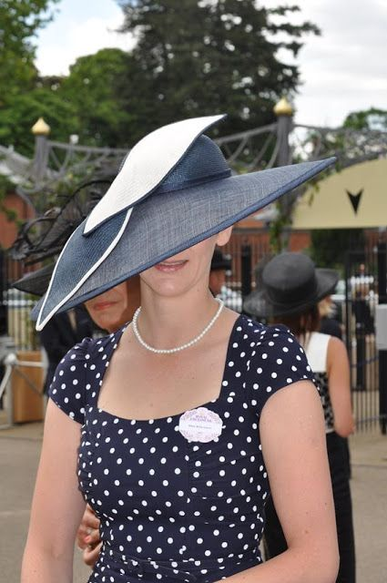 Racing Fashion: Racing Fashion at Royal Ascot Day 4