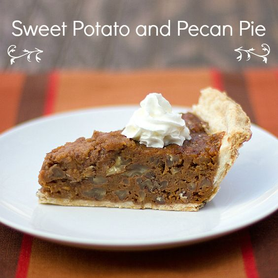 Pecan pies, Pecans and Potatoes on Pinterest